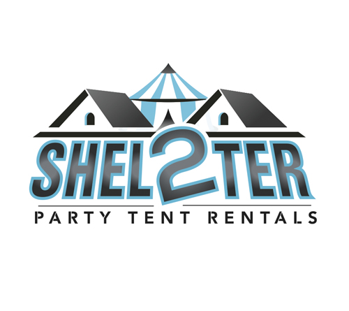 2 Shelter Party Tent Rentals logo
