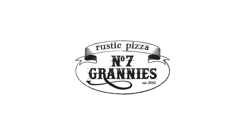 No7 Grannies - Take-out/Delivery Pizza logo